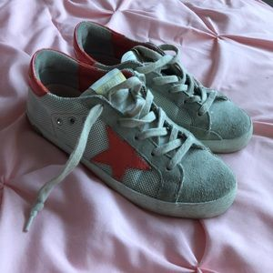 Kids Golden Goose sneakers